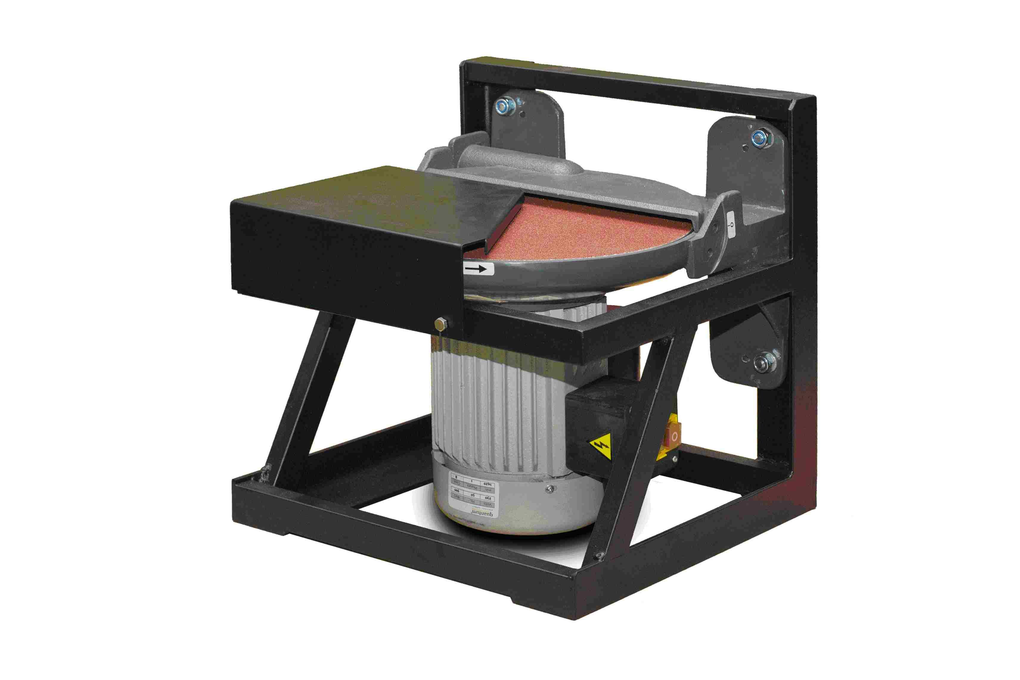 Станок для пробоподготовки  стальных и чугунных образцов СЗО-1